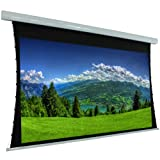 "Elunevision 106"" 4:3 Titan Tab-Tension Motorized Projector Screen (EV EV-T-106-1.2)"