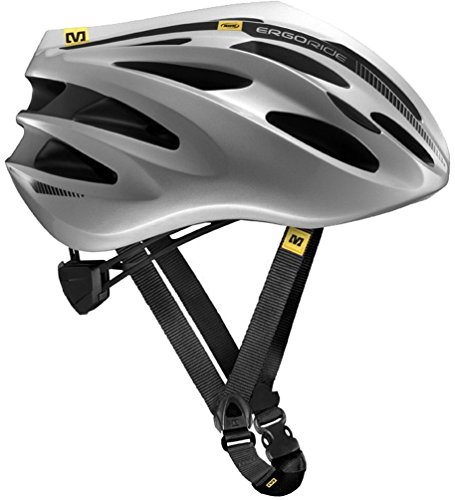 Mavic Espoir Helmet Silver Metallic-X, M
