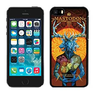 5c case,Unique Design Mastodon Animal Mutant Horns Cover iPhone 5c case cover