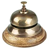 Copper Desktop Bell 12.5cm