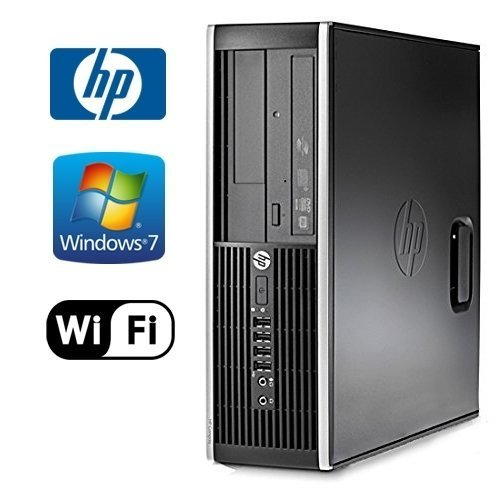 HP 8200 Elite Desktop - Intel Quad Core i7 3.4 GHz, 8GB DDR3, New 1TB HD, Windows 7 Pro 64-Bit, WiFi, DVD-ROM (Prepared By ReCircuit) (Used Quad Core Desktop compare prices)