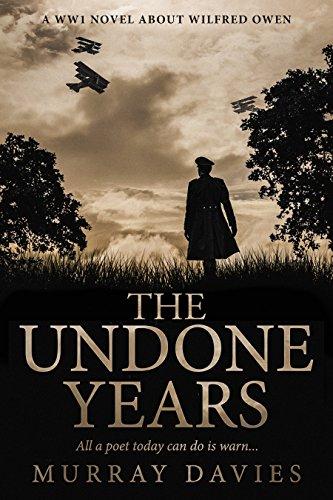 Amazon The Undone Years Ebook Murray Davies Kindle Store