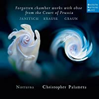 Forgotten Chamber Works With Oboe from the Court of Prussia