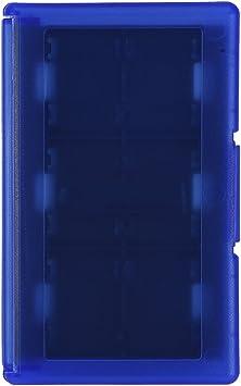 Caja de tarjetas TF 24 en 1 con soporte para tarjeta de memoria para Nintendo Switch: Amazon.es: Electrónica