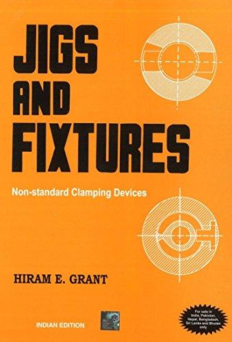 Jigs and Fixtures: Non-Standard Clamping (Standard Jig)