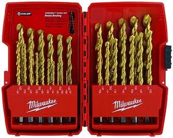 Milwaukee 29-Piece Titanium Drill Bit Set