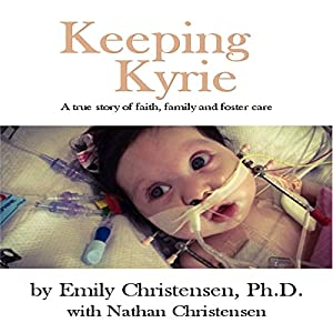 Keeping Kyrie Audiobook