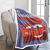 DJY Cars - Lightning McQueen - Kids Sherpa Fleece