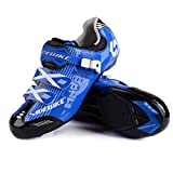 Men and Women Breathable Casual Cycling Shoes Racing Cycling shoes indoor cycling bike shoes with Nylon Tpu Soles and Carbon Soles for Road Bike