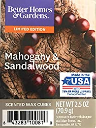 Better Homes & Gardens Scented Wax Cubes