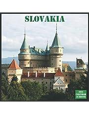 Slovakia Calendar 2022: Official Slovakia Calendar 2022, 16 Month Calendar 2022