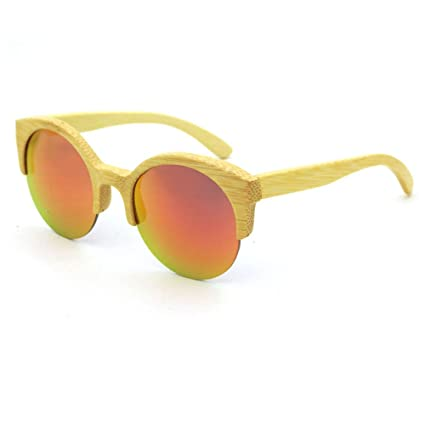 Peggy Gu Tonos de Moda Gafas de Sol de Madera Hechas a Mano ...