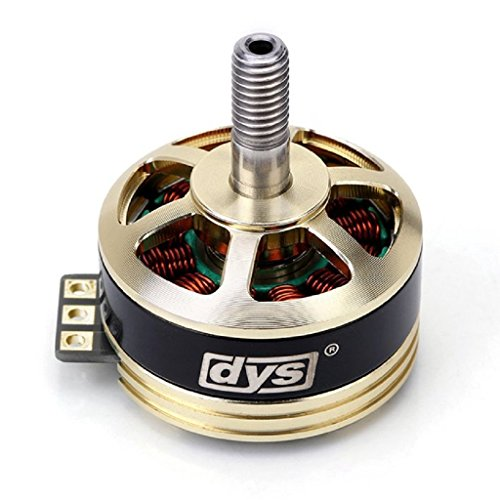 1 Pair DYS SE2205 PRO Brushless Motor 2550KV 3-5S Lipo for 180 210 220 FPV Racer RC Multicopter