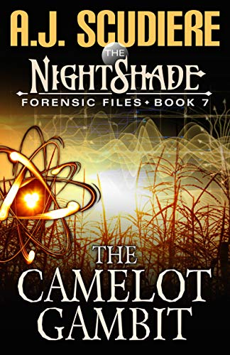 The NightShade Forensic Files: The Camelot Gambit (Book -