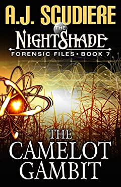 The NightShade Forensic Files: The Camelot Gambit (Book 7)