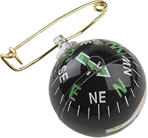Allen Pins - Allen Liquid-Filled Ball Compass with Pin