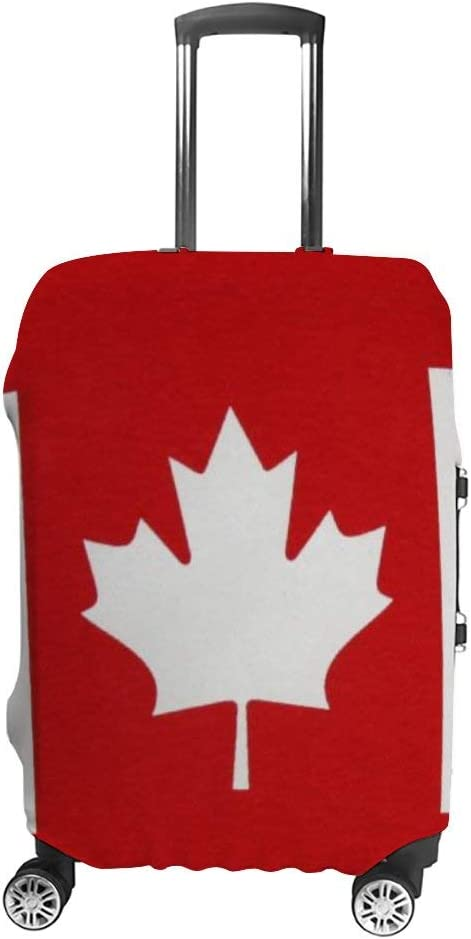 Luggage Cover Luggage Case Cover Flag of Canada color1 XL