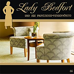 Die Providence-Verschwörung (Lady Bedfort 66) Hörspiel