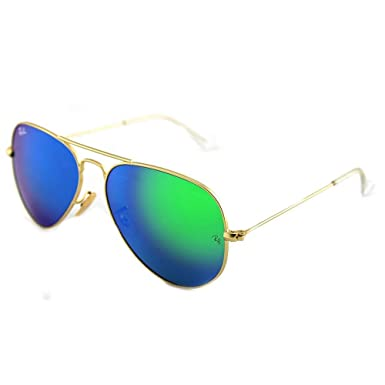 ray ban 55 aviator  Ray-Ban - Unisexsonnenbrille - RB3025 112/19 55 - Aviator RB3025 ...