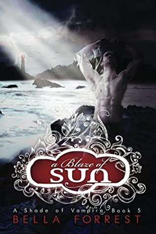 book cover of A Blaze Of Sun