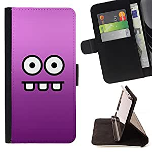 Jordan Colourful Shop - Funny Funny Face For Apple Iphone 5C - Leather Case Absorci???¡¯???€????€???????????&A