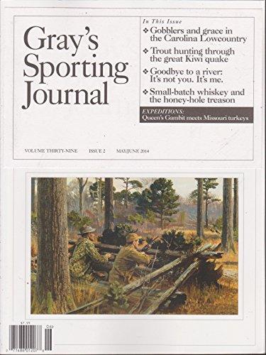 Gray's Sporting Journal Magazine May/June 2014
