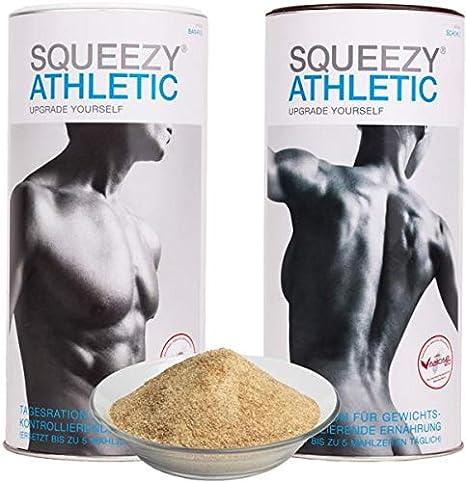 SQUEEZY Athletic Classic - Lata de 675 g: Amazon.es: Deportes ...