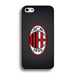Associazione Calcio Milan FC Cover Protection Durable Phone Caja del teléfono celular Funda for AC Milan iPhone 6 plus/6s plus(5.5 inches) Back Cover