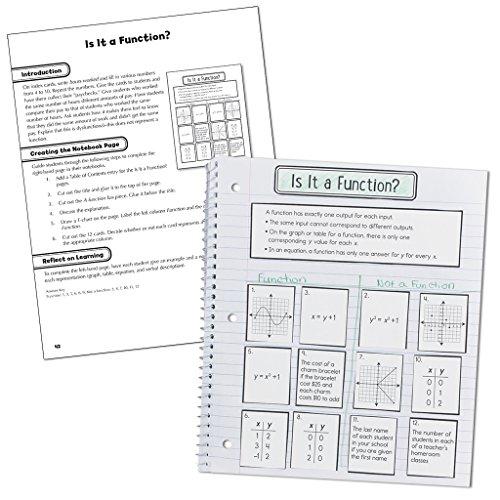 Math, Grade 8 (Interactive Notebooks): Rolanda Williams Baldwin ...