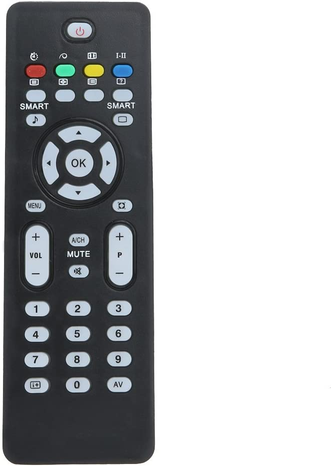 akaddy Sustitución de Control Remoto Philips RC2023601 / 01 TV Remote Control: Amazon.es: Electrónica