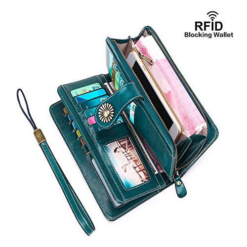 Best womens wallets large capacity for 2019
