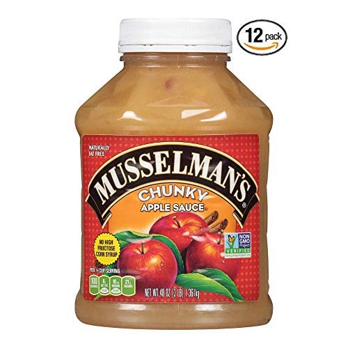 Musselman's Chunky Apple Sauce, 48 Ounce (Pack of 12) by Musselmans (Image #8)