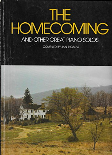 The Homecoming and Other Great Piano Solos (22 Songs)