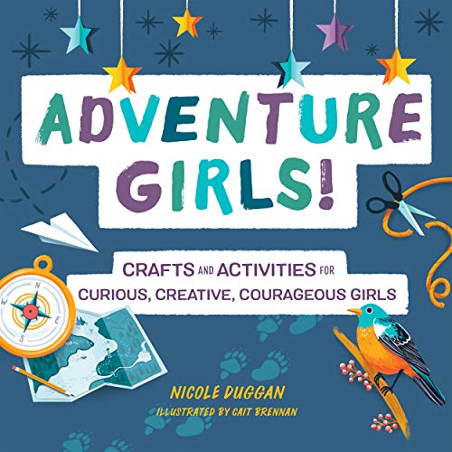 Adventure Girls is a nice Easter basket filler gift for tween girls