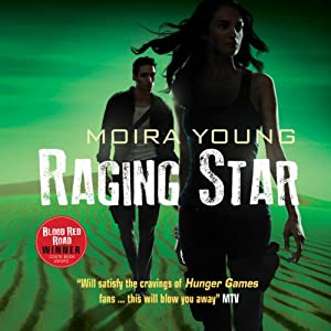 Raging Star Audiobook