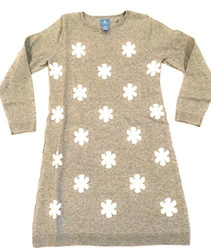 GAP Girls Daisy Heather Grey Sweaterdress Sz 5 YRS