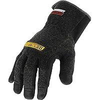 Heat Resist Gloves, Black, S, Kevlar, PR
