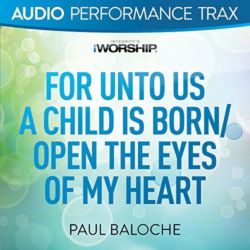 For Unto Us a Child Is Born/Op...
