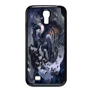 dragon Cute Pattern Hard Shell Phone Case Cover For Samsung Galaxy S4 Case 7
