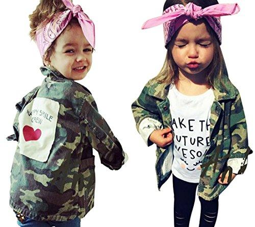 Camo Baby Jacket - 8