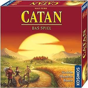 Catan: Catan - Das Spiel *Neu* [German Version] by Kosmos Verlags-GmbH & Co