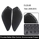 Tank Pad Protector Sticker Gas Knee Grip Traction Side Motorcycle For KAWASAKI ZX-6R 2009-2016
