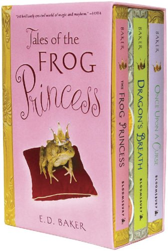 Tales of the Frog Princess Box Set, Books