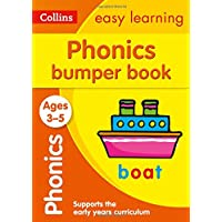 Phonics Bumper Book Ages 3-5