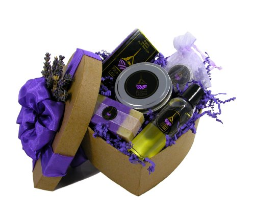 - Pelindaba Lavender Heart's Desire Personal Care Gift Collection