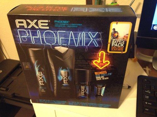 Price comparison product image Axe Phoenix Battlefield 4 Battle Pack