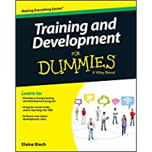 Training and Development For Dummies (English Edition)
