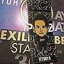 トラステ みたらし餅 千社札 ステッカー pkcz 360° TETSUYA EXILEの商品画像