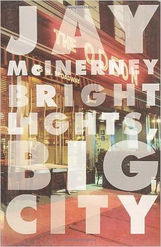 book bright city lights big