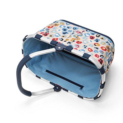 cm Carrybag BL3058 Plage Millefleurs de Sac 48 Reisenthel Multicolore 2 7pdqxHYY